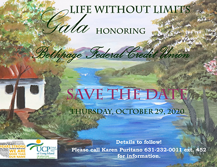 Life Without Limits Gala Online Campaign and Silent Auction