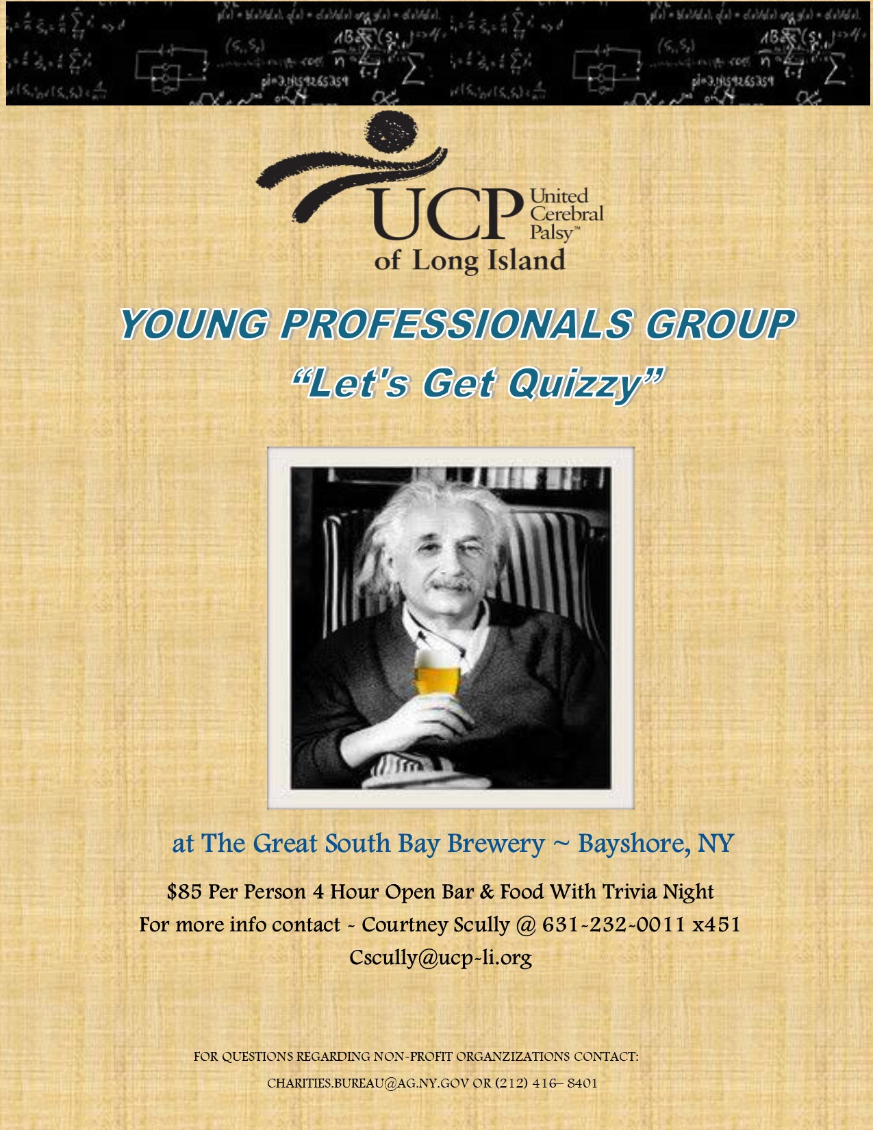 Young Professional's Let's Get Quizzy